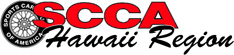 SCCA Hawaii Region